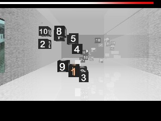 Polyglot Game Screen Shot of Timed Mode